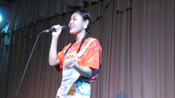 中村 文音 先生方はとても気さくで、親身になって聞いてくれます。