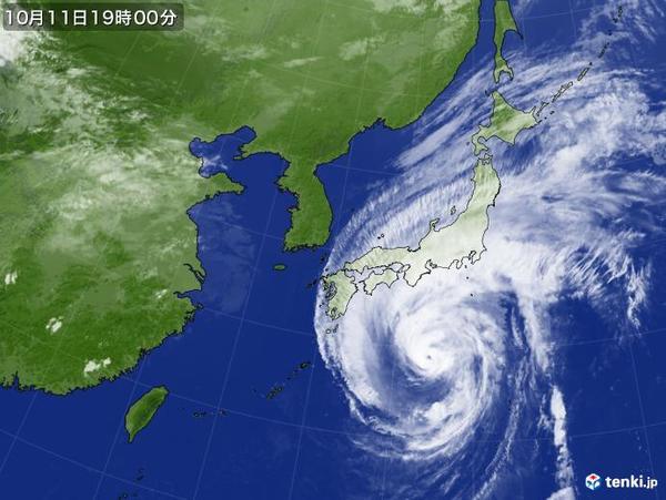 台風19号について!!